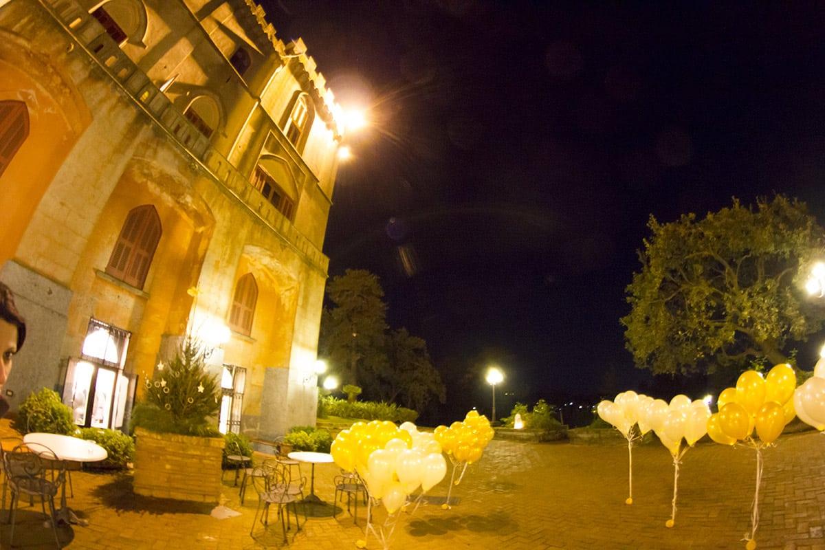 private party castello colonna feste di compleanno 18 esimi comunioni battesimi anniversari di matrimonio